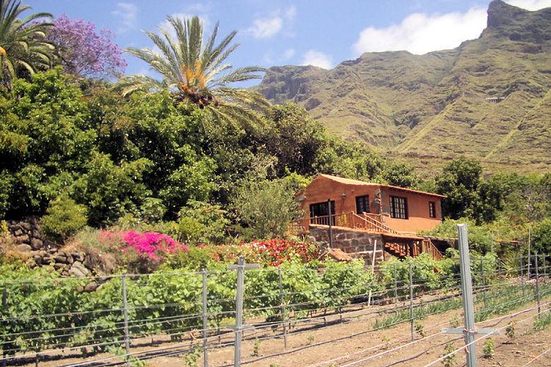 Cachet travel casas del lomo chejelipes near san sebastian la gomera - Casas rurales en san sebastian baratas ...