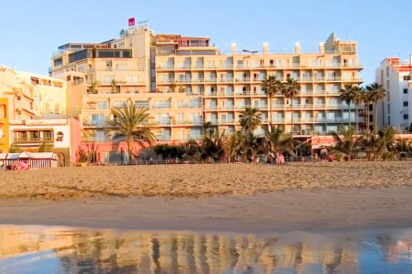 Cachet Travel Hotel Reina Isabel Las Palmas Gran Canaria