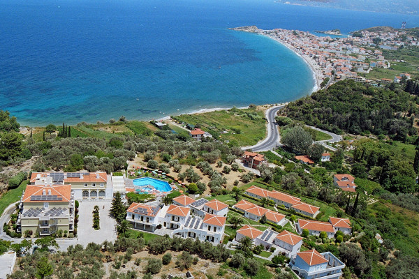 Hotel Long Beach Samos