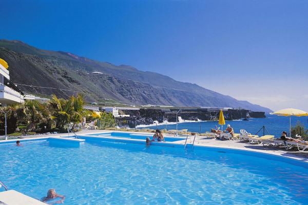 Cachet travel hotel and apartments sol la palma puerto naos la palma - Hotel sol puerto naos ...